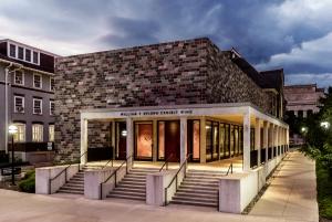 Kelsey Museum, Upjohn Exhibit Wing